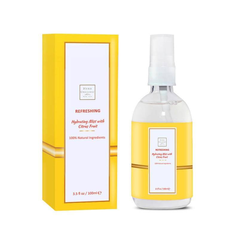 Refreshing Citrus Mist | 25% OFF 3
