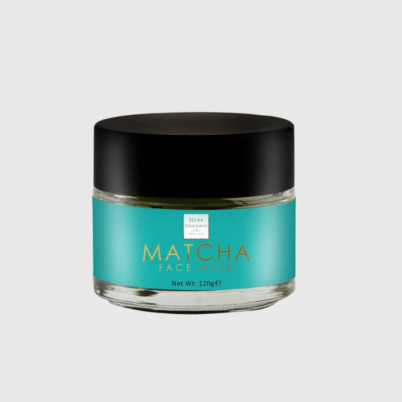 Rejuvenating Matcha Clay Mask