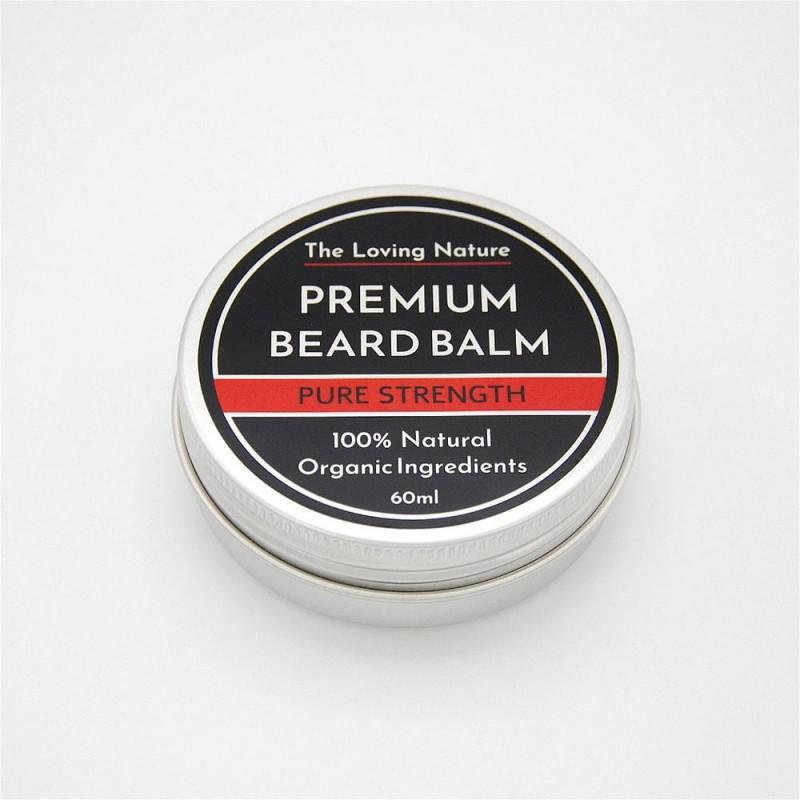 Rosemary & Tea Tree Beard Balm - Pure Strength 2