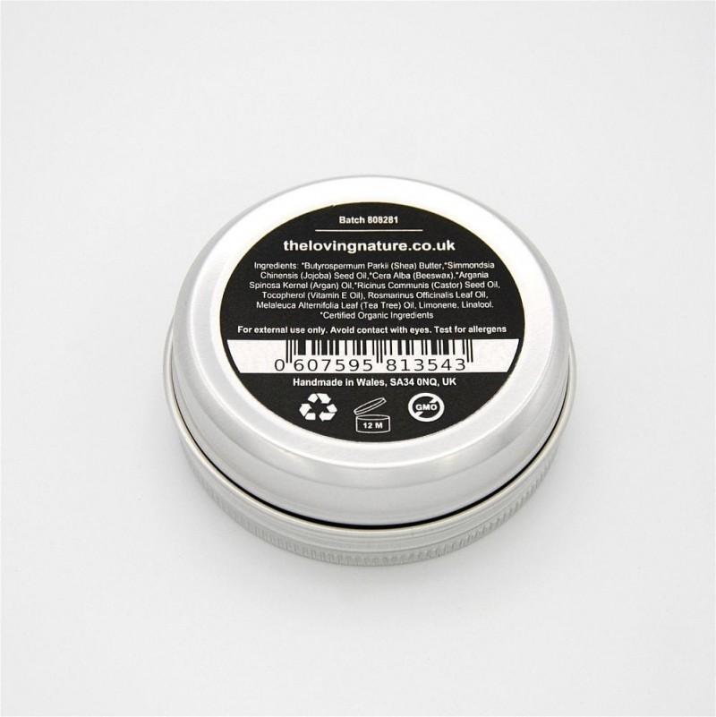 Rosemary & Tea Tree Beard Balm - Pure Strength 3