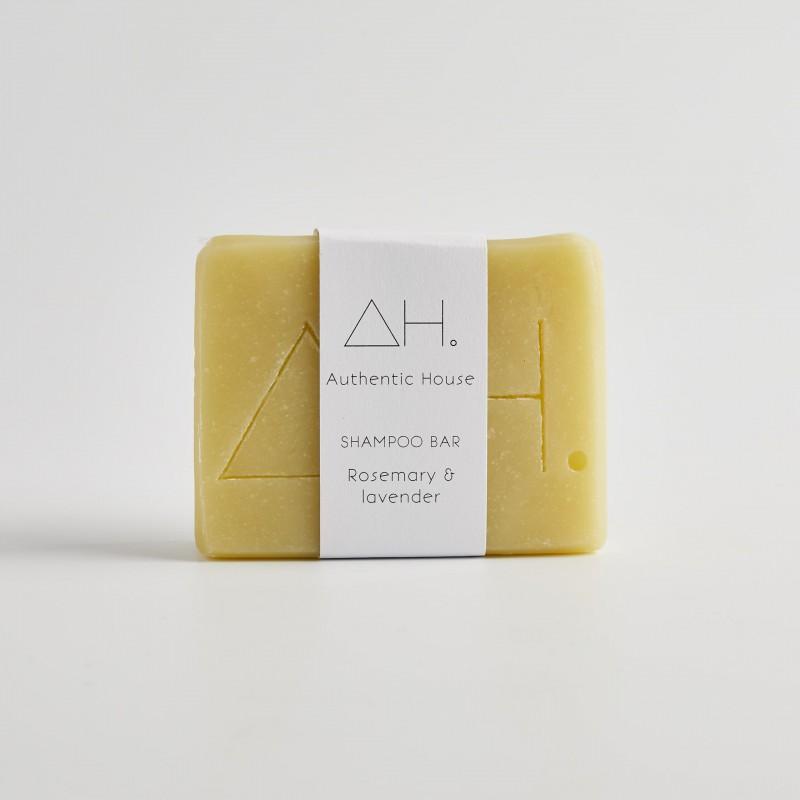 Rosemary & lavender shampoo bar 2