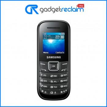 Samsung E1080i Black | Unlocked | Grade B