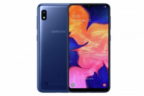 Samsung Galaxy A10 32GB Blue | EE Network (Dual Sim) | Grade B