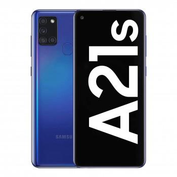 Samsung Galaxy A21s 32GB Blue | Unlocked (Dual Sim) | Grade B