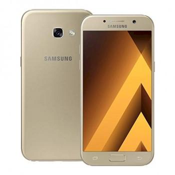 Samsung Galaxy A5 2017 32GB Gold   Unlocked   Grade C (LCD Burn)