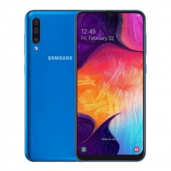 Samsung Galaxy A50 128GB Blue | Unlocked (Dual Sim) | Grade B