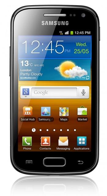 Samsung Galaxy Ace 2 GT-I8160 Black | O2 | Grade B