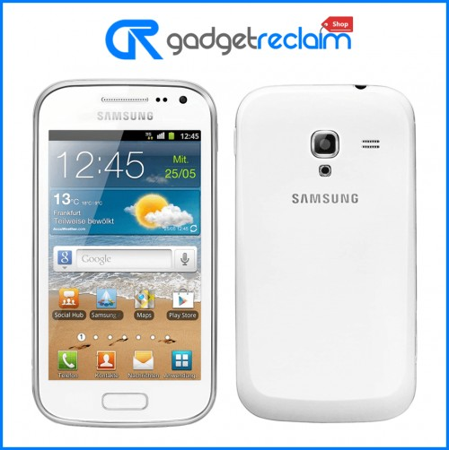 Samsung Galaxy Ace 2 GT-I8160 White | EE Network | Grade B