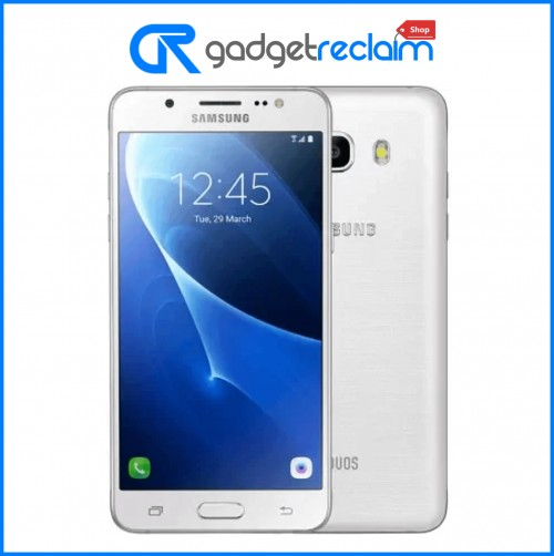 Samsung Galaxy J5 2016 - 16GB - White | Unlocked | Grade B