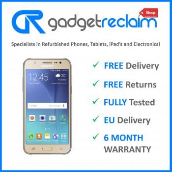 Samsung Galaxy J5 (J500F/DS) Dual Sim 8GB Gold | Unlocked | Grade B