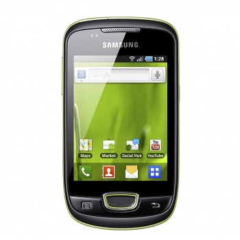 Samsung Galaxy Mini S5570 Chic White   Unlocked   Grade B