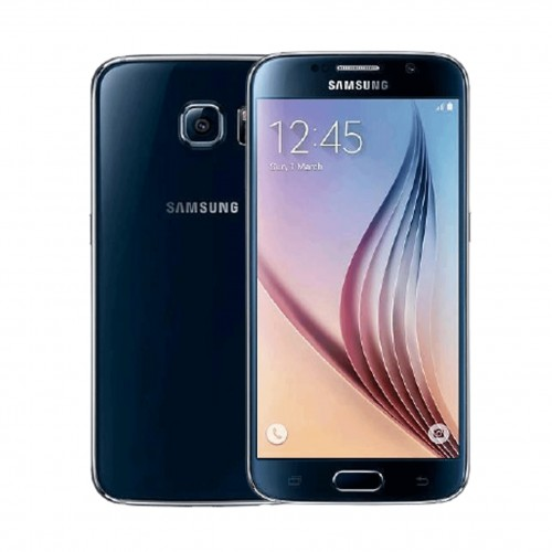 Samsung Galaxy S6 32GB | Black | Unlocked | Grade B