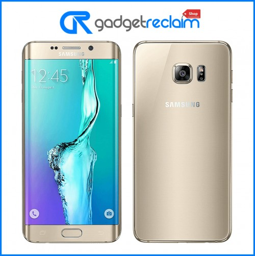 Samsung Galaxy S6 Edge+ 32GB | Gold | Unlocked | Grade C