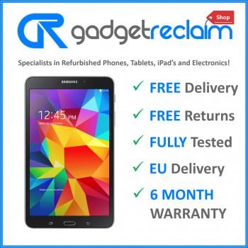 Samsung Galaxy Tab 4 SM-T230 8GB - Wi-Fi - 7 inch - Black | Grade A