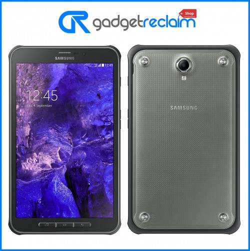 Samsung Galaxy Tab Active 8GB Titanium | WiFi + 4G | Grade B