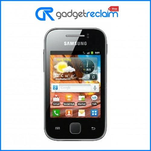 Samsung Galaxy Y 4GB Black (GT-S5360) | O2 | Grade C