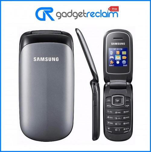 Samsung GT-E1150i Black Silver | Unlocked | Grade B