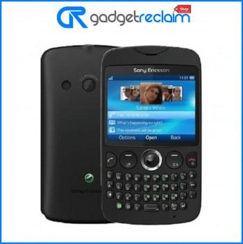Sony Ericsson TXT (CK13i) Black | Unlocked | Grade B