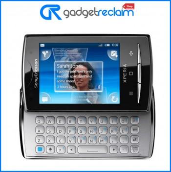 Sony Ericsson X10 MiniPro (U20i) Black | O2 Network | Grade B