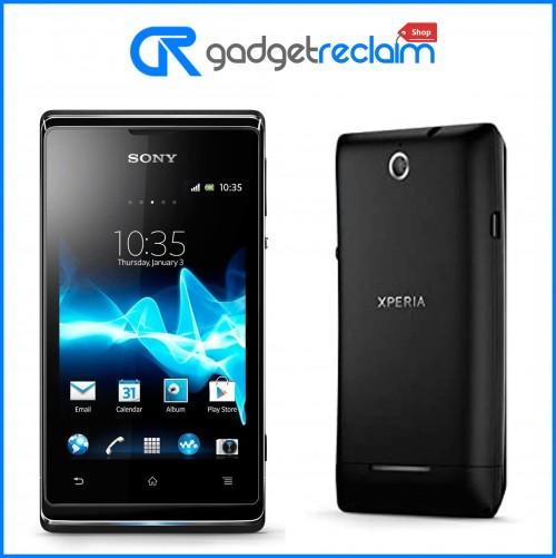 Sony Xperia E 4GB Black | Unlocked | Grade B
