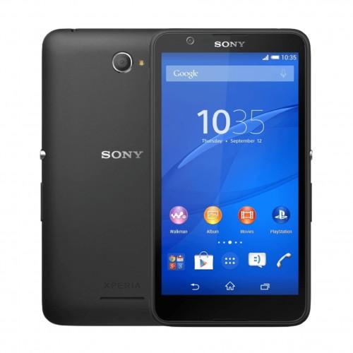 Sony Xperia E4 8GB Black | Tesco Mobile | Grade B