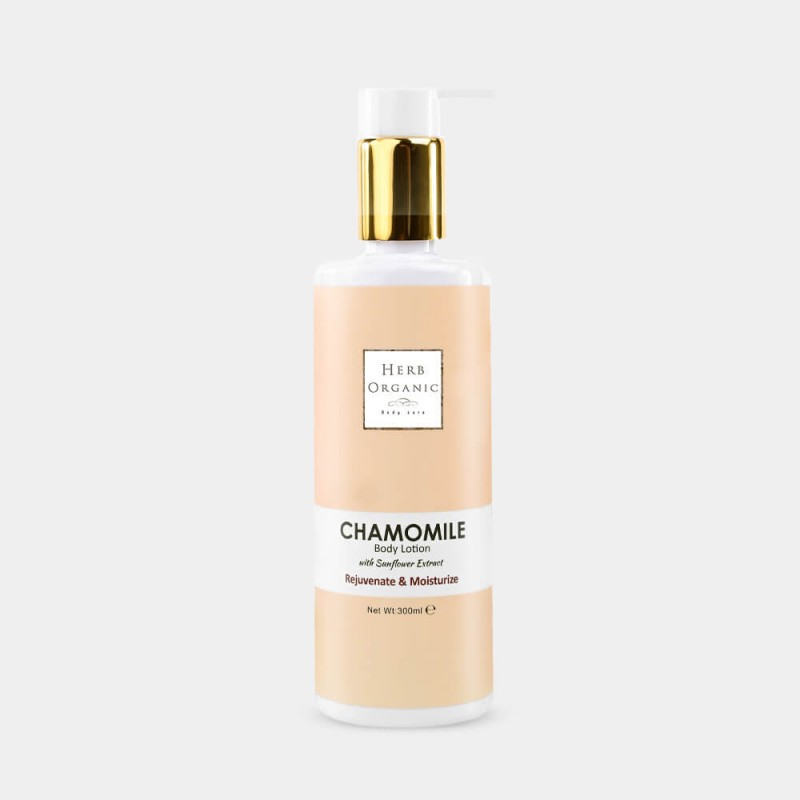 Soothing Chamomile Lotion