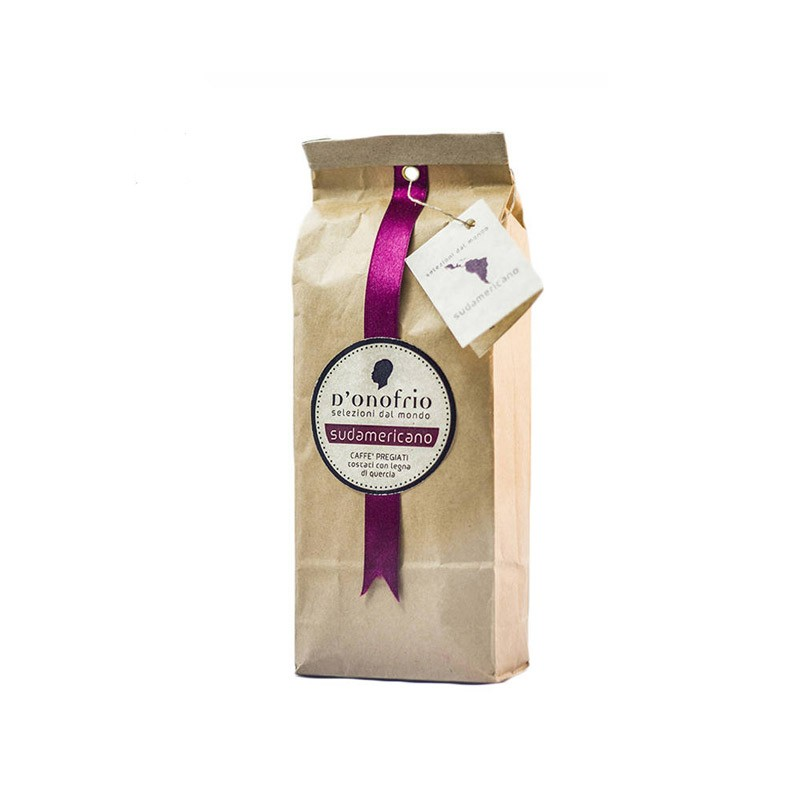 South American Selection, Artisan Coffee Beans 250gr - D'Onofrio Caffè