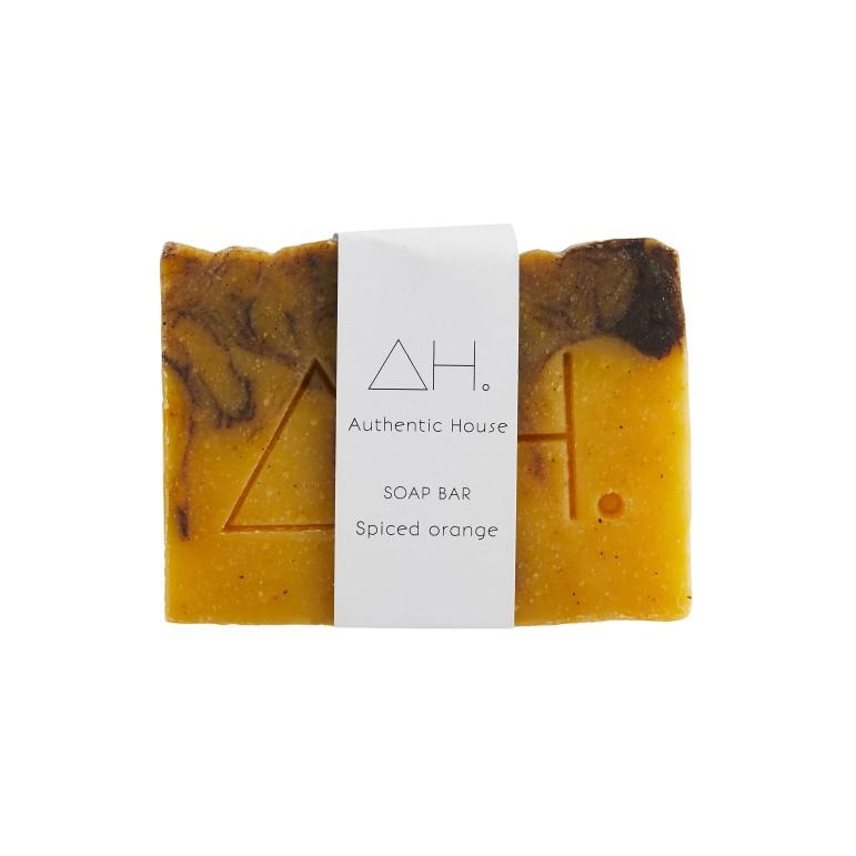 Spiced orange soap 3