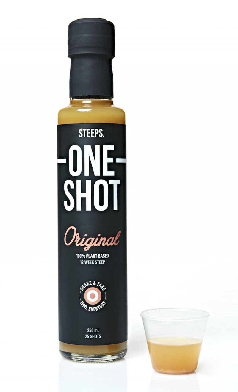 Steeps Fire Cider (250ml) 1
