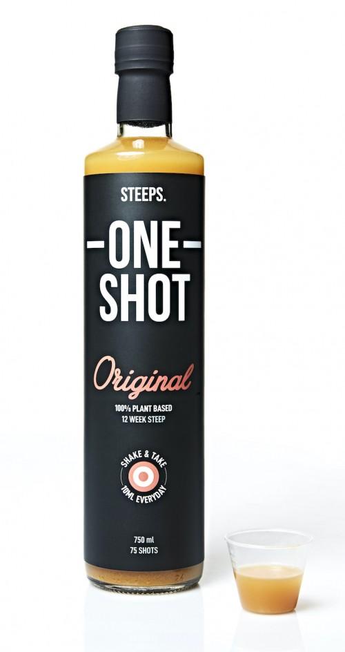 Steeps Fire Cider (750ml)