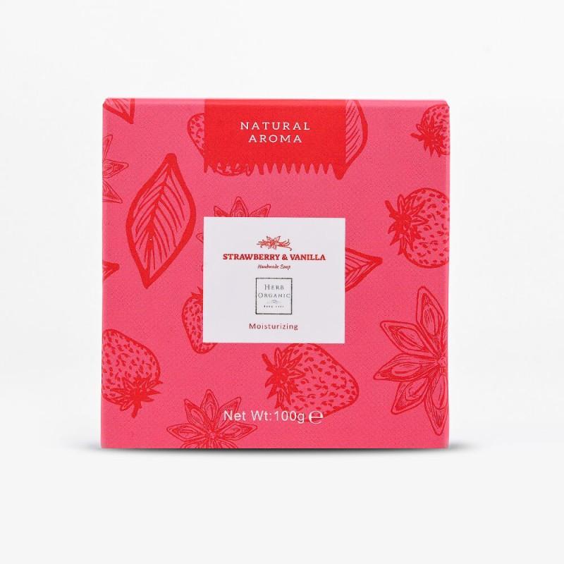 Strawberry & Vanilla Soap