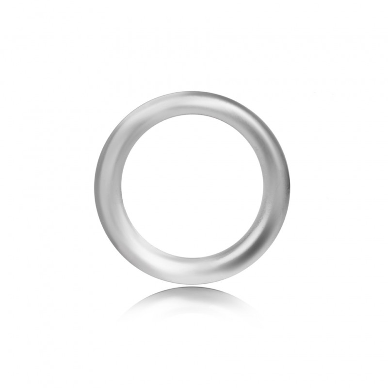 Strong Close Jump Rings in Sterling Silver – 16mm Diameter – 1.5mm Thickness