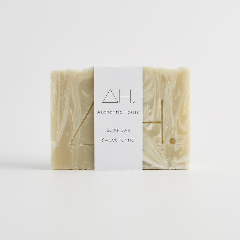 Sweet fennel soap 2