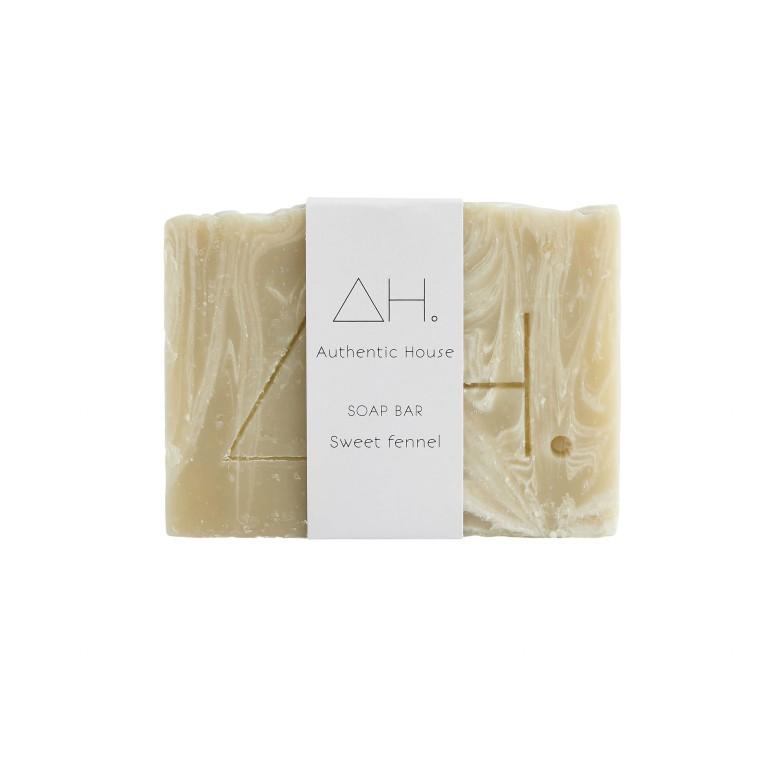 Sweet fennel soap 3