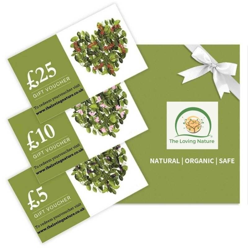 The Loving Nature Gift Vouchers