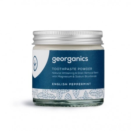 Toothpaste Powder English Peppermint