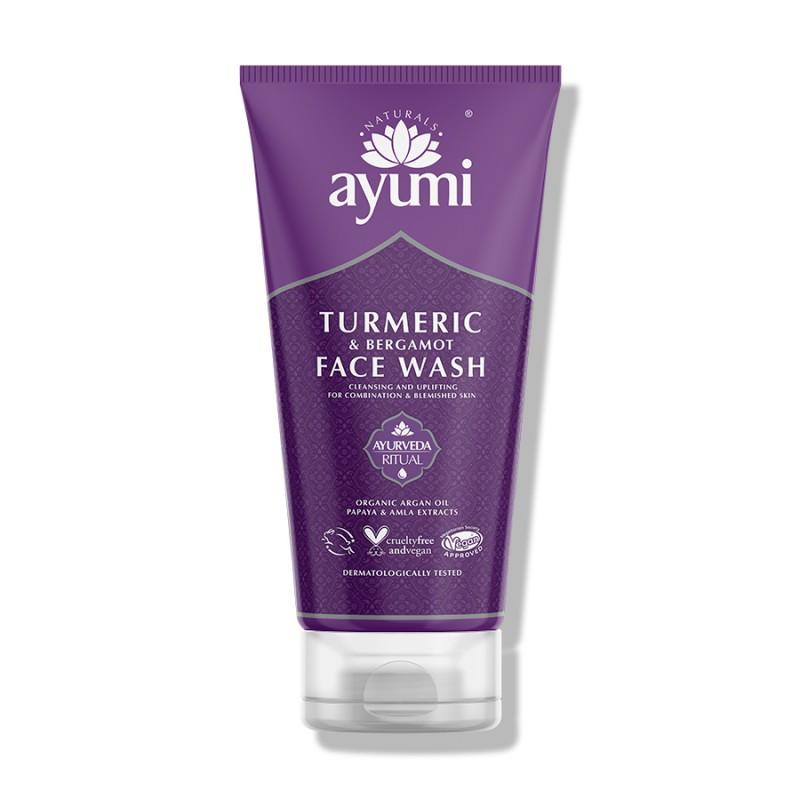 Turmeric & Bergamot Face Wash 150ml