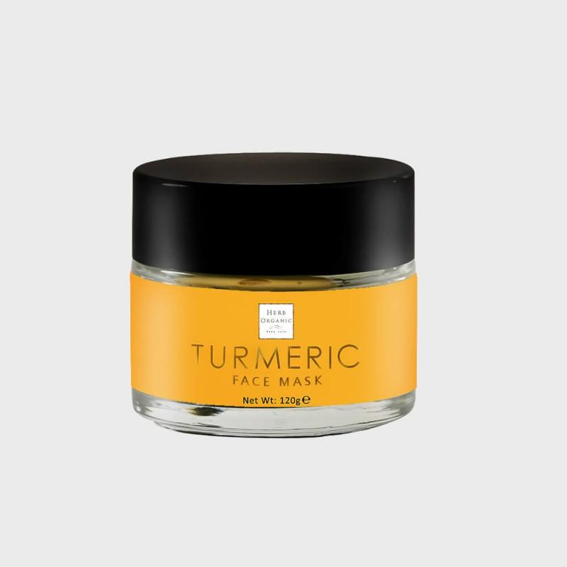 Turmeric Brightening Clay Mask