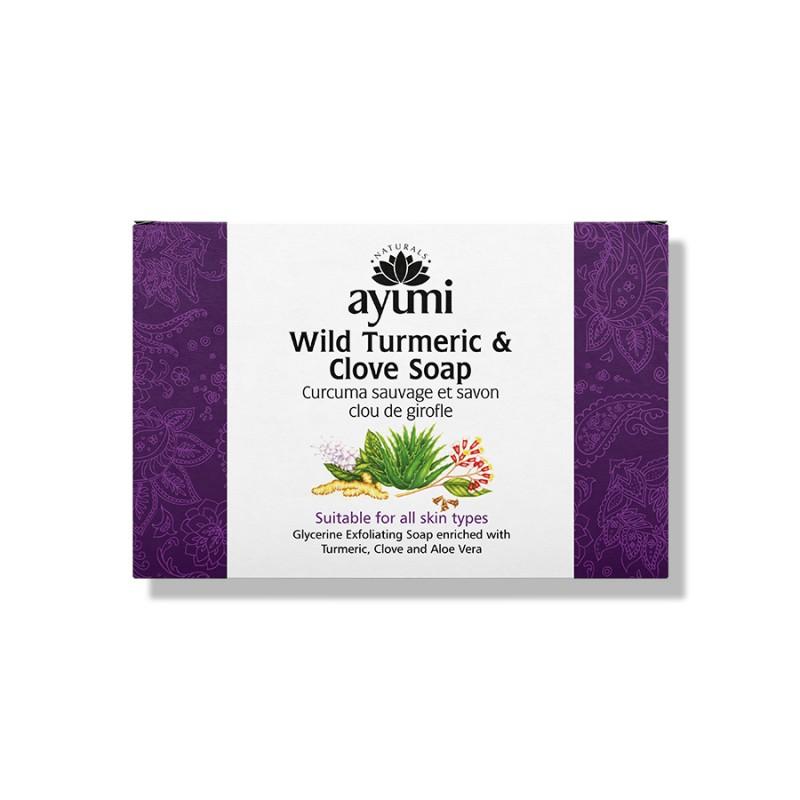 Turmeric & Clove Soap 100g