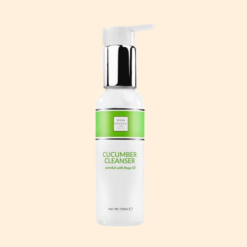 Ultra Gentle Cucumber & Hemp Oil Cleanser