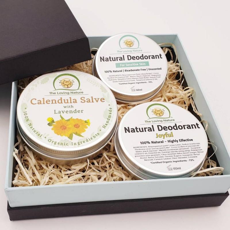 Unisex Gift Set in Eco-Friendly Premium Box