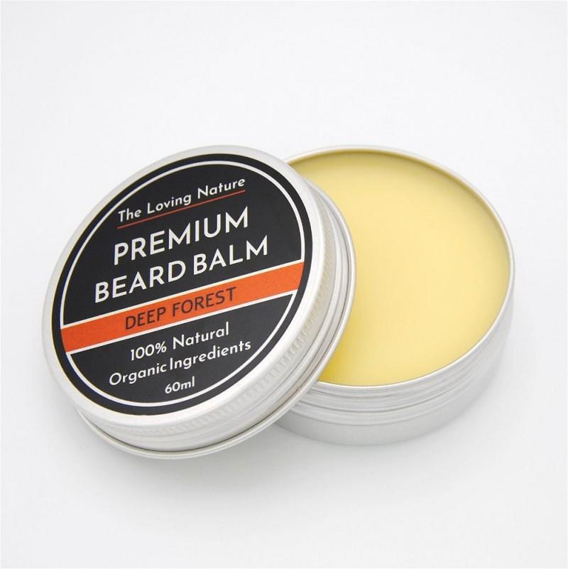 Cedarwood & Vetiver Beard Balm - Deep Forest