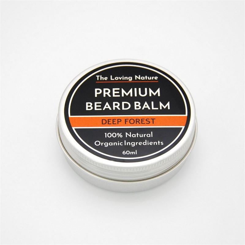 Cedarwood & Vetiver Beard Balm - Deep Forest 3