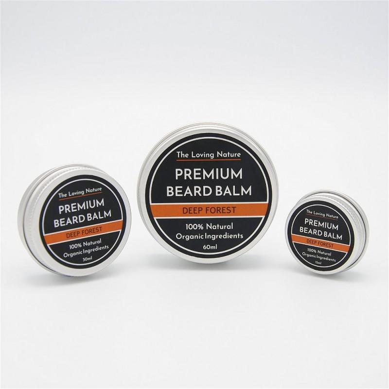 Cedarwood & Vetiver Beard Balm - Deep Forest 5