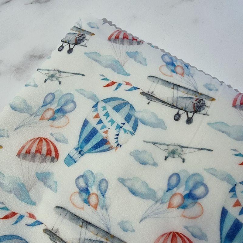 Vintage Skies - Beeswax Wrap Variety Pack 4