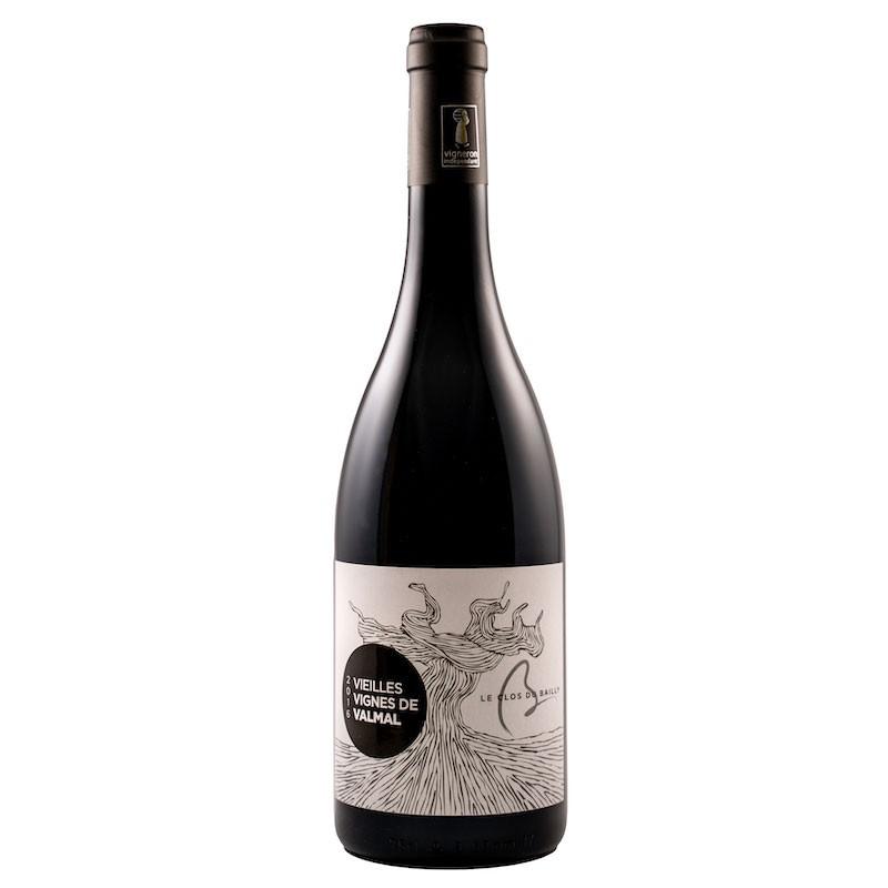 Cotè du Rhone Vielles Vignes de Valmal 2016 - Le Clos du Bailly