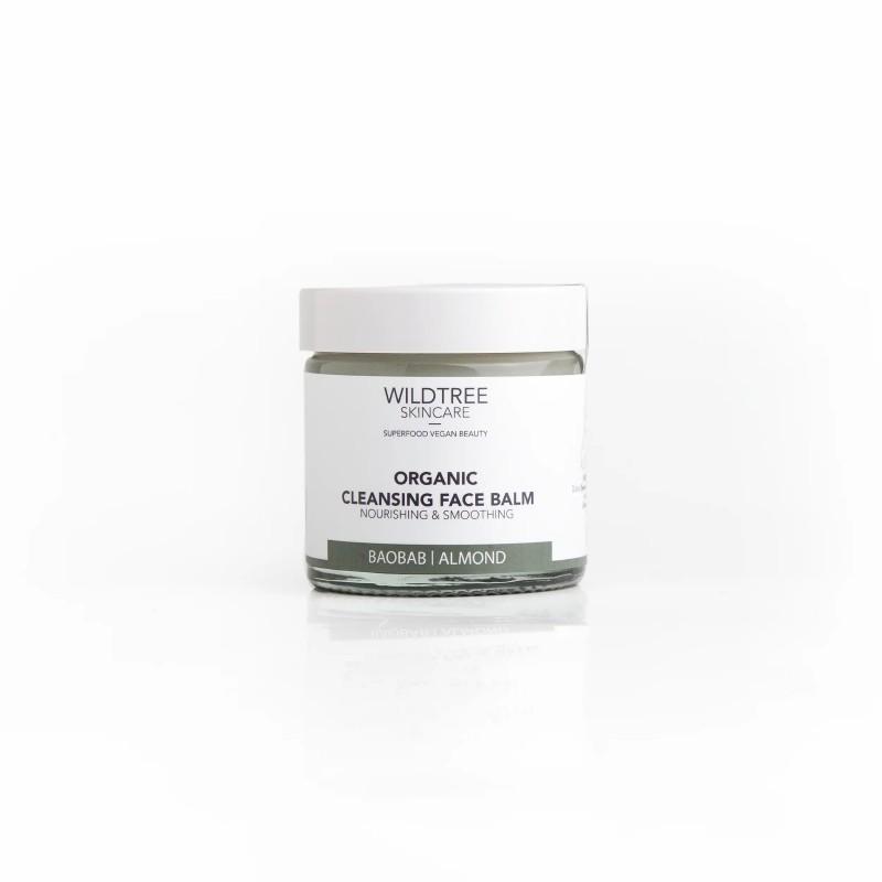 Wildtree Skincare Cleansing Organic Face Balm 1