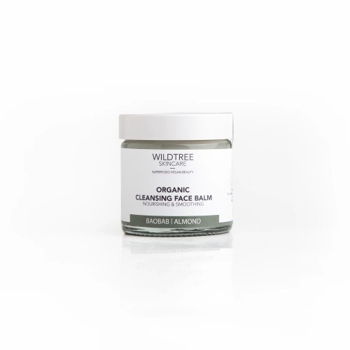Wildtree Skincare Cleansing Organic Face Balm