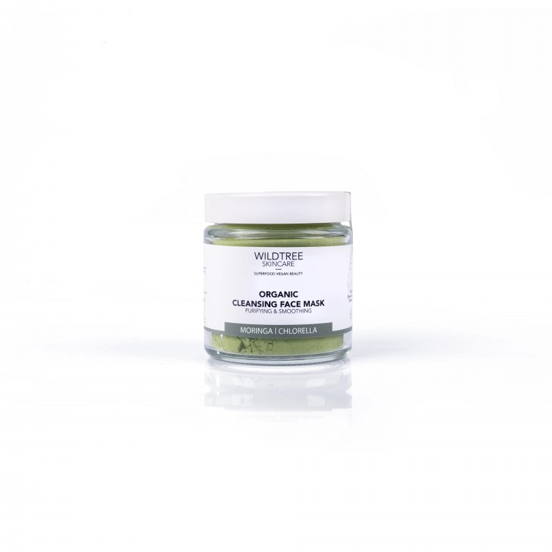 Wildtree Skincare Cleansing Face Mask 1