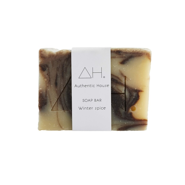 Winter spice soap 3